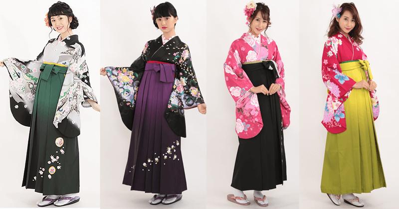 卒業式に着て行きたい袴スタイル